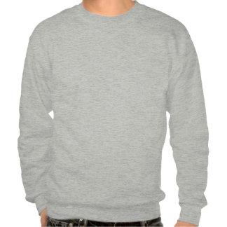 Sweatshirt des Knäuel-(platsche Rückseite)