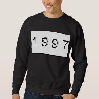 Sweatshirt des Schwarz-1997 OG des Groschen-Co.