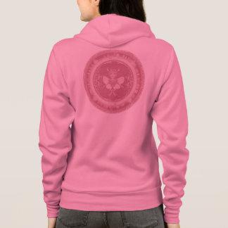 Sweatshirt Gestaltung Rücken Fantasie
