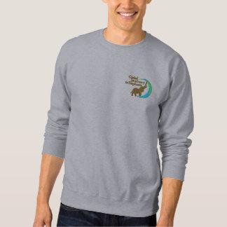 Sweatshirt im Grau