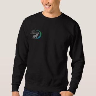 Sweatshirt im Schwarzen