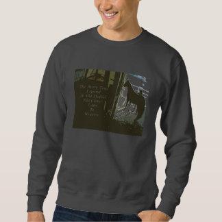 Sweatshirt mehr Zeit in den Ställen