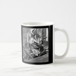Sweeney Todd-Friseure Stuhl-Penny schrecklich Kaffeetasse