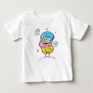 Sweet Donuts Artwork for T-Shirt Kids
