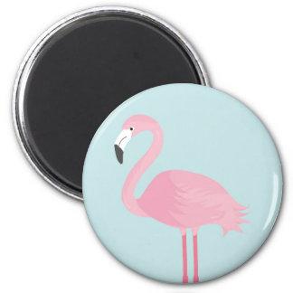 Sweet Flamingo - Runder Magnet 5,1 Cm