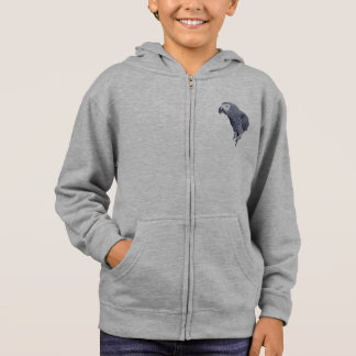 Sweet Kapuze und Zip - Design Exotique Hoodie