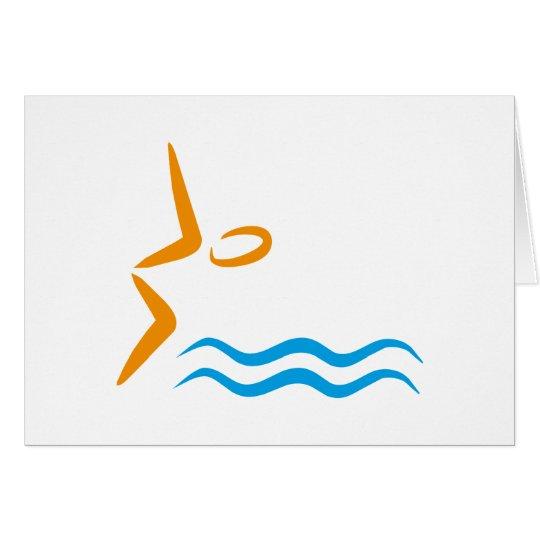 swimming karte