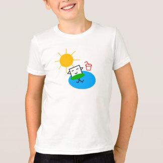 Swimmingpool des Bobs T-Shirt