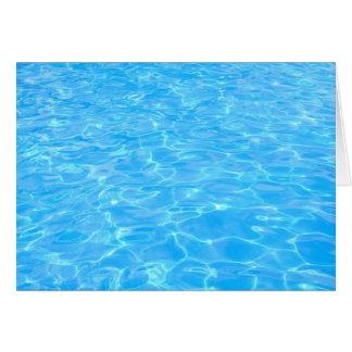 Swimmingpool Karte