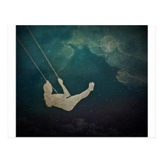 Swingin Postkarte