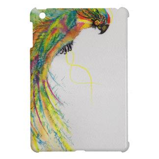 Swooping Papagei iPad Mini Hülle