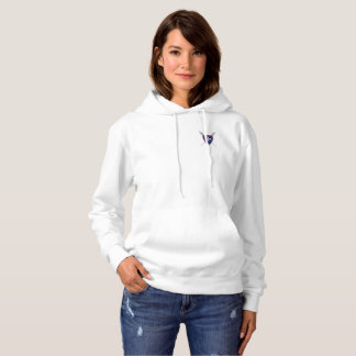 SY Marinus Crew-weibliches mit Kapuze Shirt