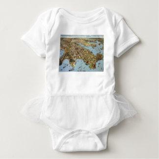 sydney1888 baby strampler