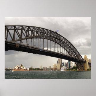 Sydney, Australien Poster