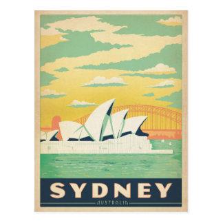 Sydney, Australien Postkarte