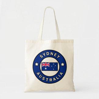 Sydney Australien Tragetasche