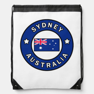 Sydney Australien Turnbeutel