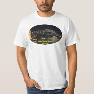 Sydney-Hafen-Brücke, Australien T-Shirt