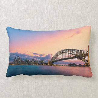 Sydney-Hafen-Brücken-Kissen Lendenkissen