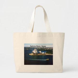 Sydney-Hafen Oprea Haus Jumbo Stoffbeutel