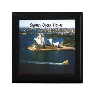 Sydney-Hafen Oprea Haus Schmuckschachtel