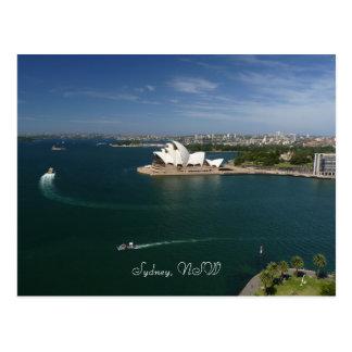 Sydney, NSW Postkarte