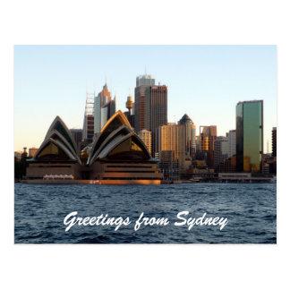 Sydney-Opern-Skyline