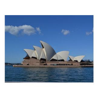 Sydney-Opernhaus-Australien-Postkarte Postkarte