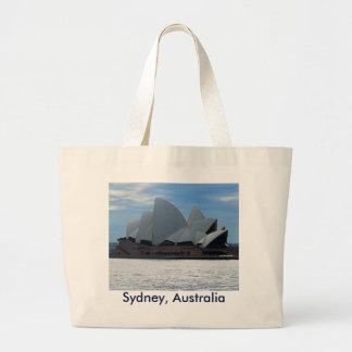 Sydney-Opernhaus Jumbo Stoffbeutel