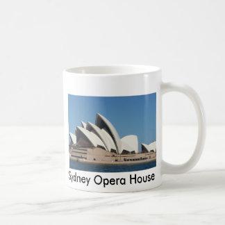 Sydney-Opernhaus Kaffeetasse
