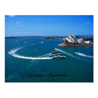 Sydney-Opernhaus Postkarte