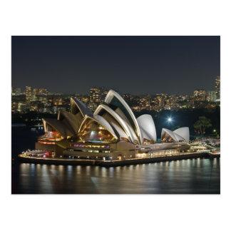 Sydney-Opernhaus-Postkarte Postkarte