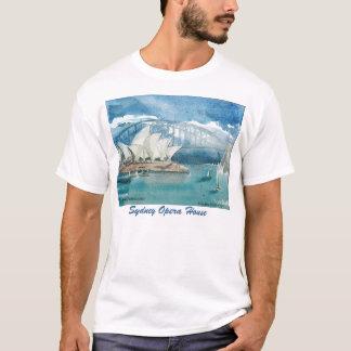Sydney-Opernhaus-T-Shirt T-Shirt
