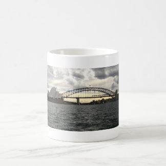 Sydney-Opernhaus-u. -hafen-Brücke Kaffeetasse