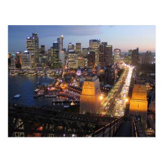 Sydney Postkarte