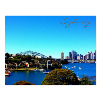 Sydney-Postkarte Postkarte