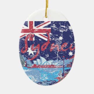 Sydney Vintages Australien Keramik Ornament
