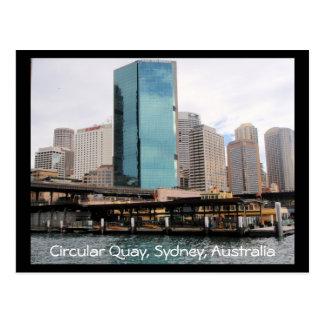 Sydneykreiskaipostkarte Postkarte