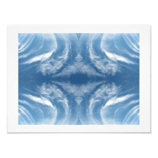 Sylphenwolken / Luftgeister - ReNaArt Bild 01 Fotodruck