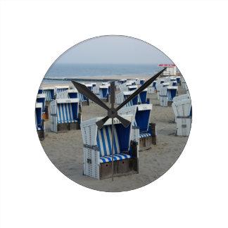Sylt Strand Wanduhren