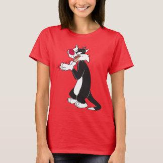 SYLVESTER™ Reibungs-Tatzen T-Shirt