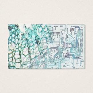 Symbiose - Konzept Visitenkarte