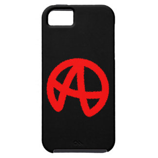 Symbol anarchie anarchy iPhone 5 hüllen