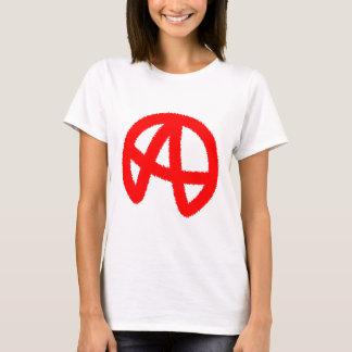 Symbol anarchie anarchy T-Shirt