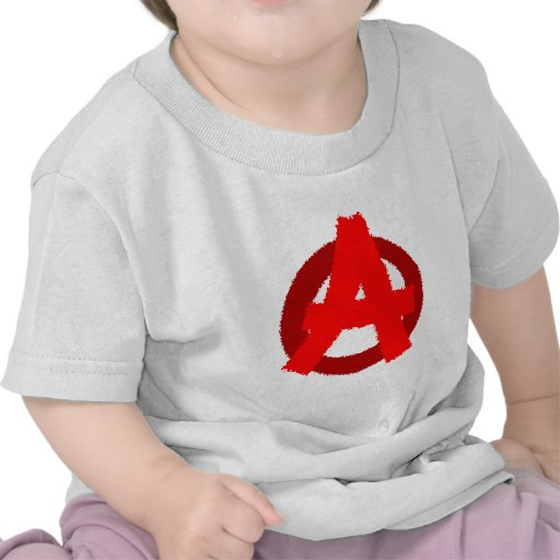 Symbol Anarchie anarchy Shirt