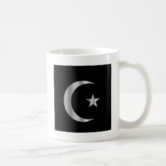 Symbol des Islams Kaffeetasse