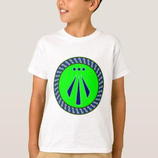 Symbol Druiden Druiden awen T-Shirt