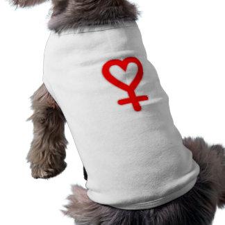 Symbol Frauen Herz women heart Shirt