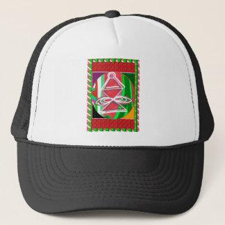 Symbol Karuna Reiki der Verkaufs-Shirt-HALU Truckerkappe
