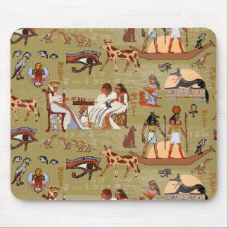 Symbol-Muster Ägyptens | Mousepads